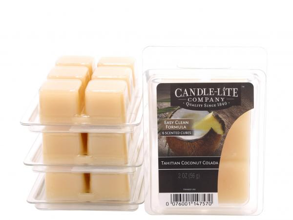 Candle-Lite Company - Wax Cubes - Duftwachs - Tahitian Coconut Colada