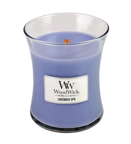 WoodWick - Classic - Medium Jar - Lavender Spa