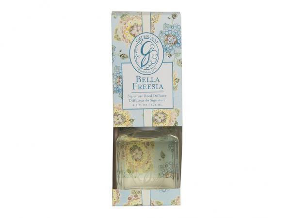 Greenleaf - Signature Reed Diffuser - Bella Freesia