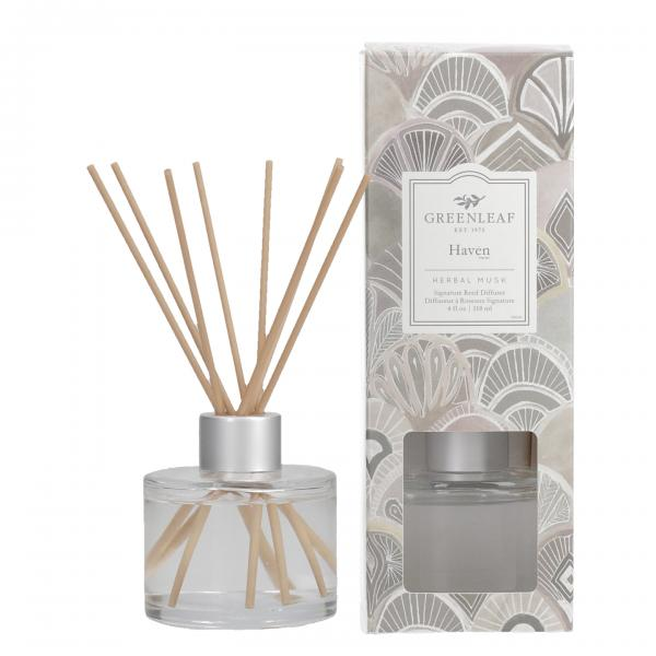 Greenleaf - Signature Reed Diffuser - Haven