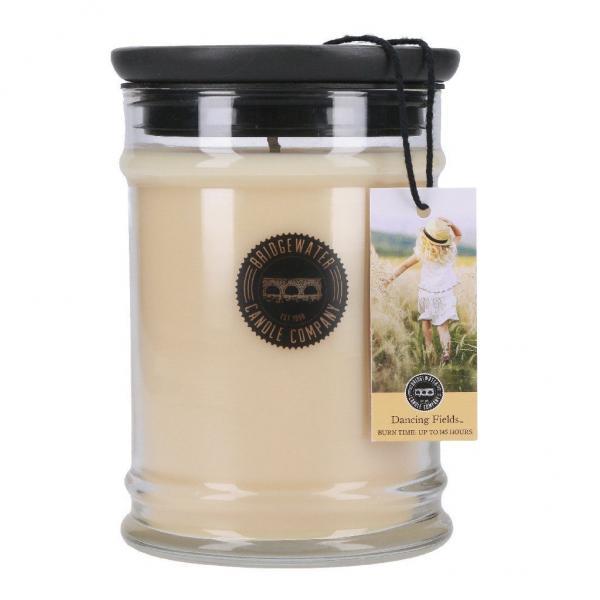 Bridgewater Candle - Kleine Duftkerze im Glas - Small Jar - Dancing Fields