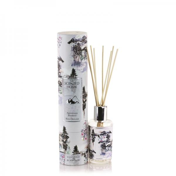 Ashleigh & Burwood - The Scented Home - Reed Diffuser - Yoshino Waters