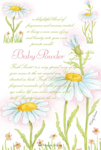 Willowbrook Fresh Scents - Duftsachet - Baby Powder