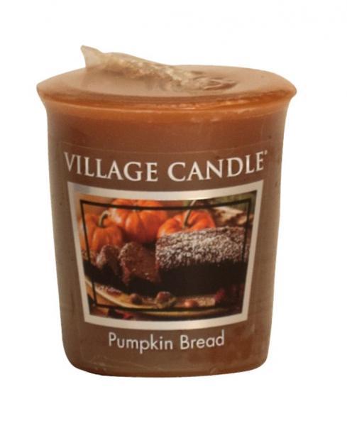 Village Candle - Votivkerze - Pumpkin Bread