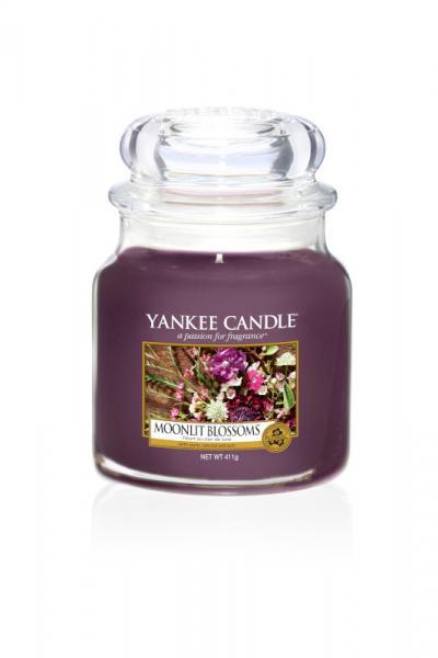 Yankee Candle - Classic Medium Jar Housewarmer - Moonlit Blossoms