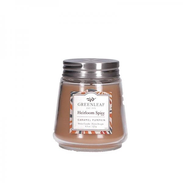 Greenleaf - Duftkerze im Glas - Petite Candle - Heirloom Spice