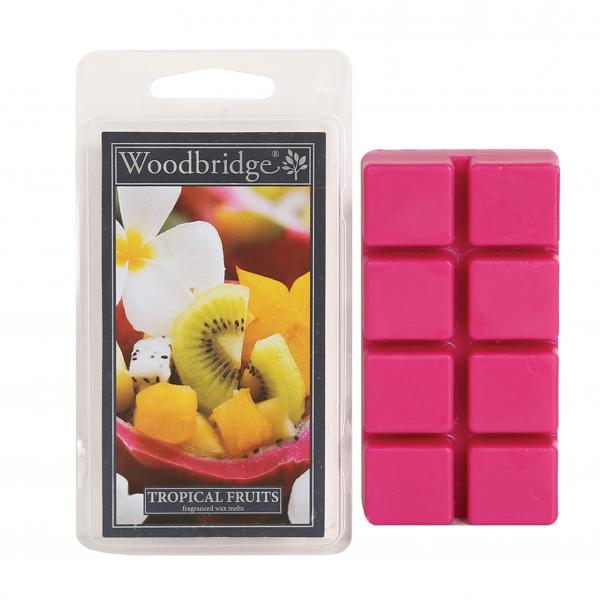 Woodbridge Candle - Duftwachs - Tropical Fruits