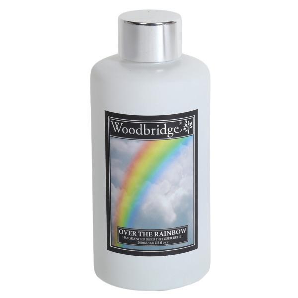 Woodbridge Candle - Reedöl - Over The Rainbow