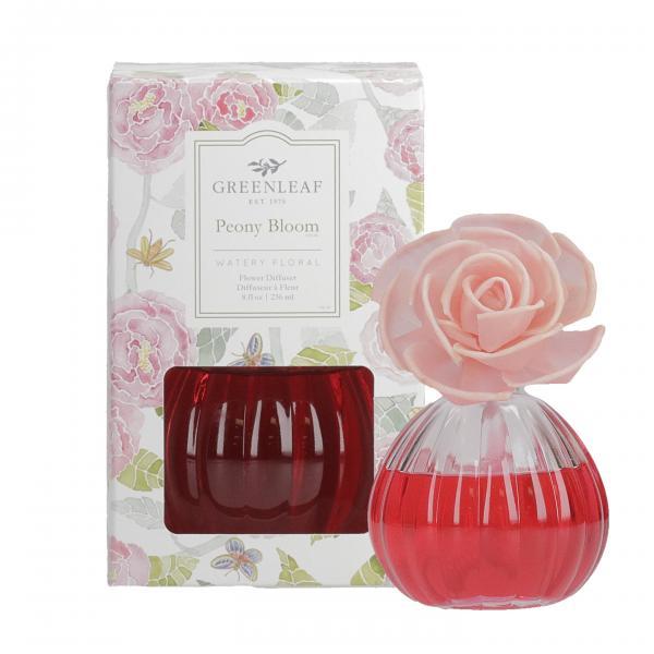 Greenleaf - Flower Diffuser - Peony Bloom