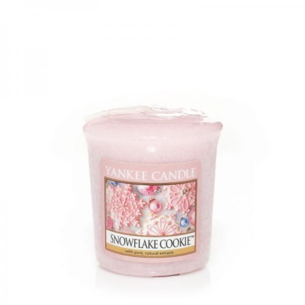 Yankee Candle - Classic Votive - Votivkerze - Snowflake Cookie Δ