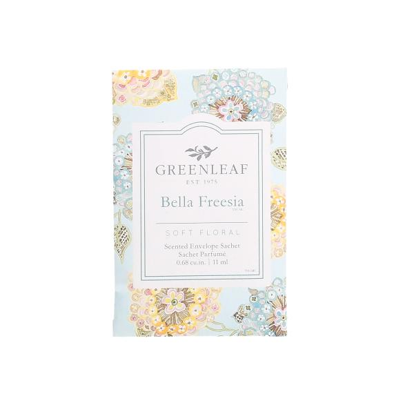 Greenleaf - Duftsachet Small - Bella Freesia