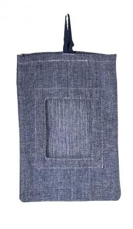 Bridgewater Candle - Baumwoll Duftsachet Bag - Denim - Large