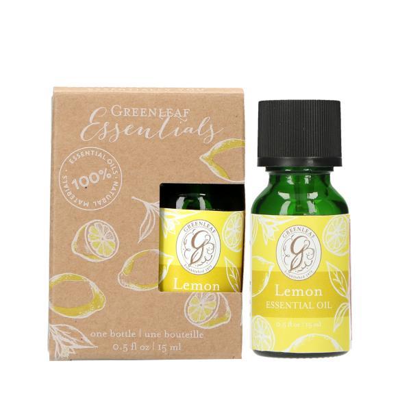 Greenleaf - Essential Oil - Ätherisches Duftöl - Lemon