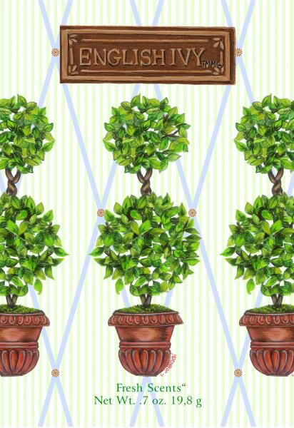 Willowbrook Fresh Scents - Duftsachet - Round Topiary (English Ivy)