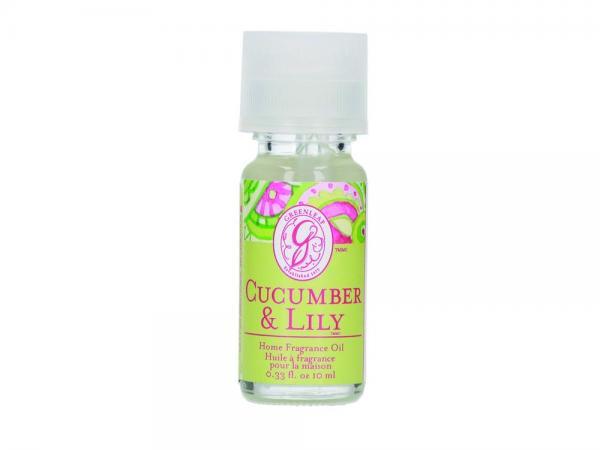 Greenleaf - Home Fragrance Oil - Duftöl - Cucumber & Lily