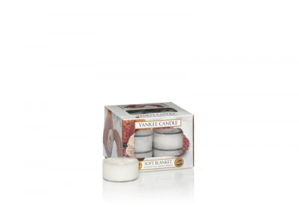 Yankee Candle - Teelichter - Classic Tea Lights - Soft Blanket