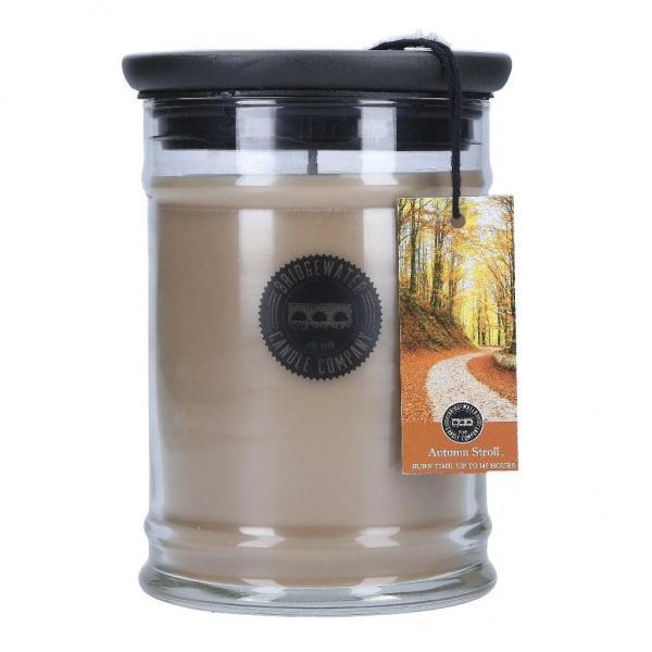 Bridgewater Candle - Große Duftkerze im Glas - Large Jar - Autumn Stroll