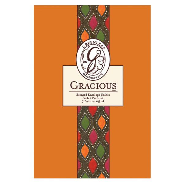 Greenleaf - Duftsachet Large - Gracious