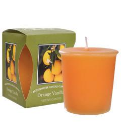 Bridgewater Candle - Votivkerze - Orange Vanilla