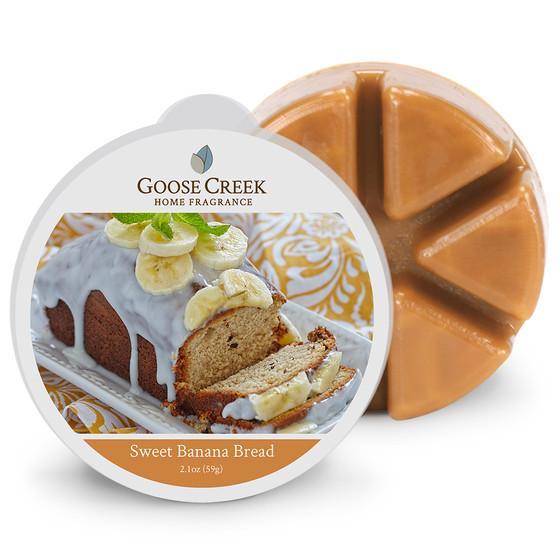 Goose Creek Candle - Duftwachs - Wax Melt - Sweet Banana Bread