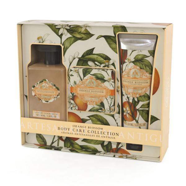 STC - Triple AAA Body Care Collection Orange Blossom