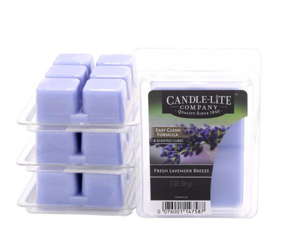 Candle-Lite Company - Wax Cubes - Duftwachs - Fresh Lavender Breeze
