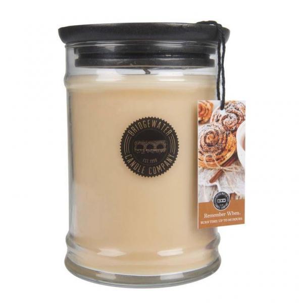 Bridgewater Candle - Große Duftkerze im Glas - Large Jar - Remember When