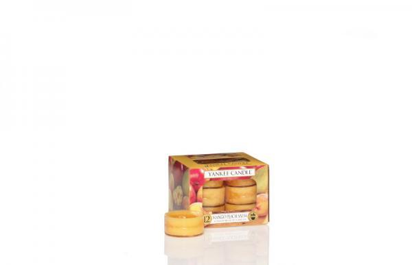 Yankee Candle - Teelichter - Classic Tea Lights - Mango Peach Salsa