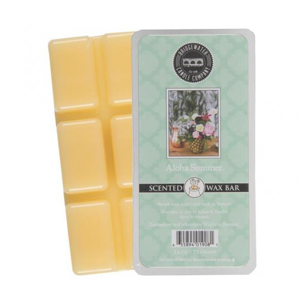 Bridgewater Candle - Scented Wax Bar - Aloha Summer