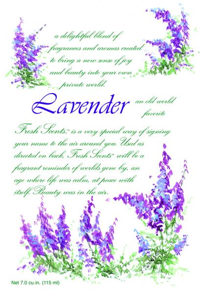 Willowbrook Fresh Scents - Duftsachet - Lavender