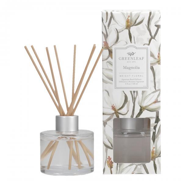 Greenleaf - Signature Reed Diffuser - Magnolia