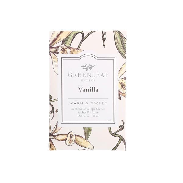 Greenleaf - Duftsachet Small - Vanilla