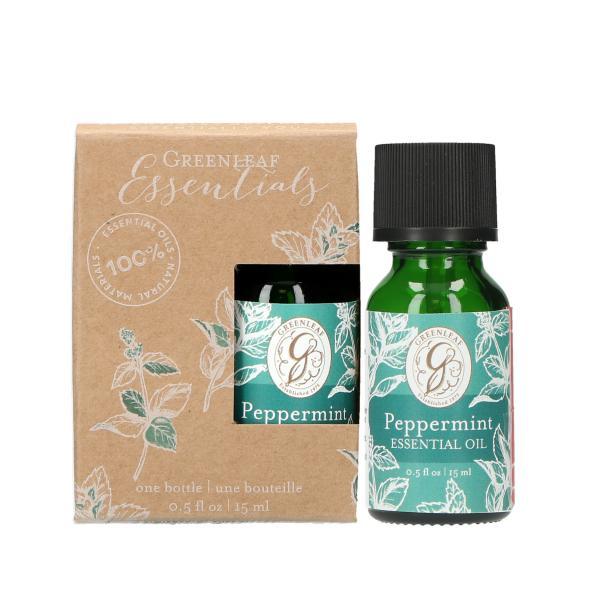 Greenleaf - Essential Oil - Ätherisches Duftöl - Peppermint