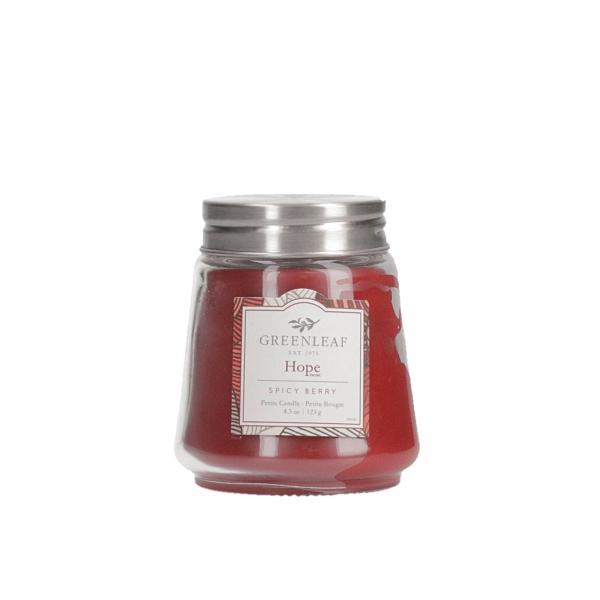 Greenleaf - Duftkerze im Glas - Petite Candle - Hope