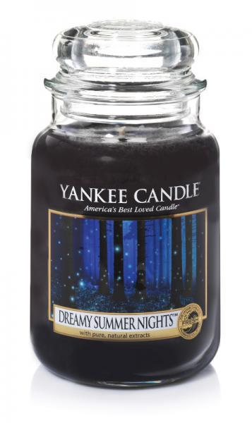 Yankee Candle - Classic Large Jar Housewarmer - Dreamy Summer Nights