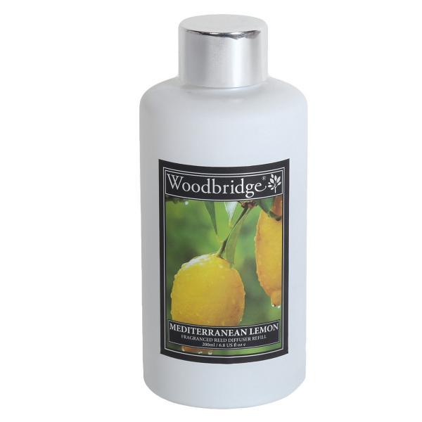 Woodbridge Candle - Reedöl - Mediterranean Lemon