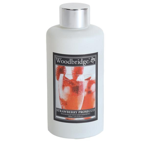 Woodbridge Candle - Reedöl - Strawberry Prosecco