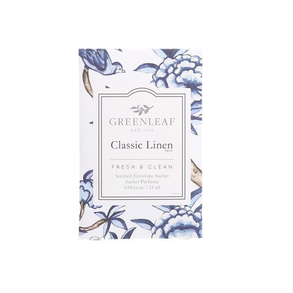 Greenleaf - Duftsachet Small - Classic Linen