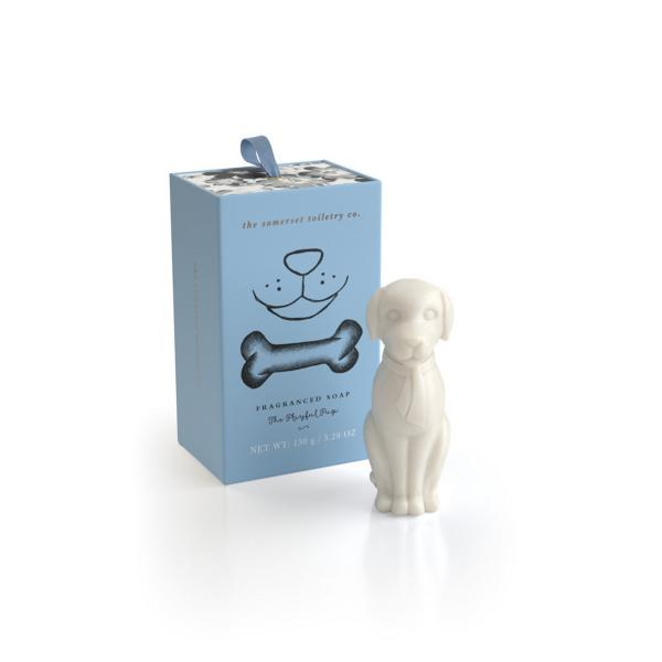 STC - Animal Shaped Soap The Playful Pup