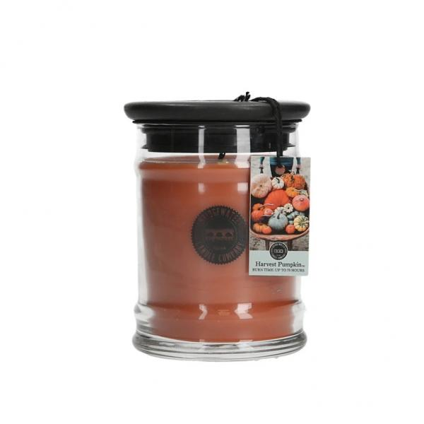 Bridgewater Candle - Kleine Duftkerze im Glas - Small Jar - Harvest Pumpkin