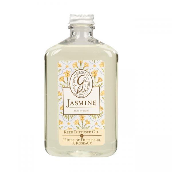 Greenleaf - Reed Diffuser Oil - Reedöl - Jasmine
