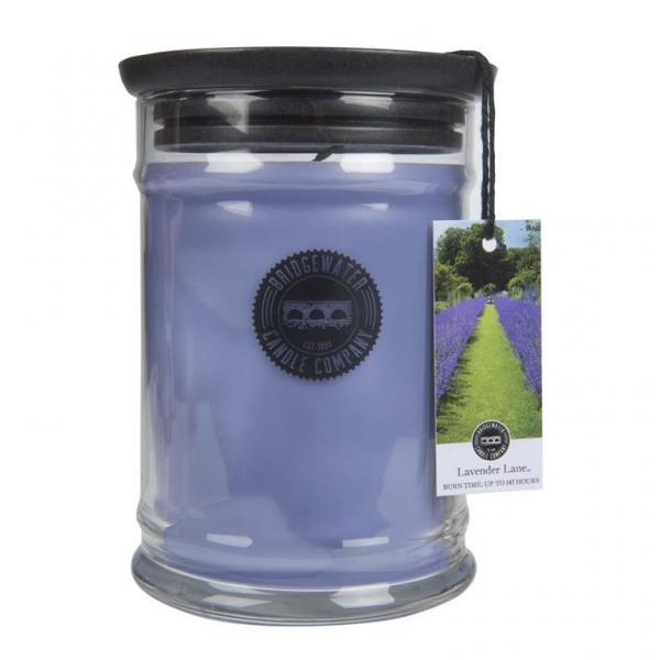 Bridgewater Candle - Große Duftkerze im Glas - Large Jar - Lavender Lane