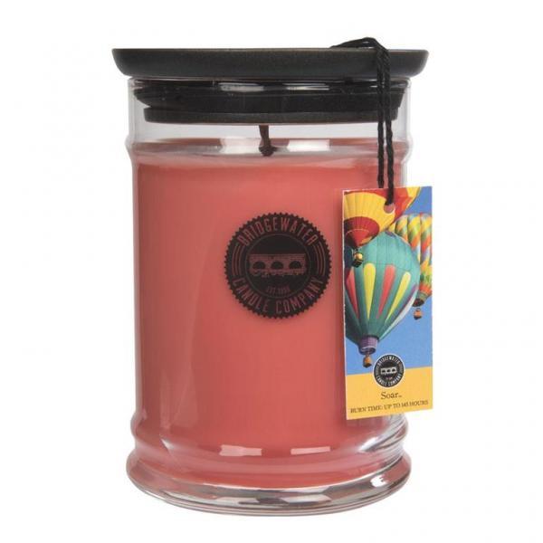 Bridgewater Candle - Kleine Duftkerze im Glas - Small Jar - Soar
