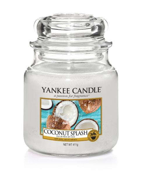 Yankee Candle - Classic Medium Jar Housewarmer - Coconut Splash