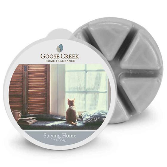 Goose Creek Candle - Duftwachs - Wax Melt - Staying Home