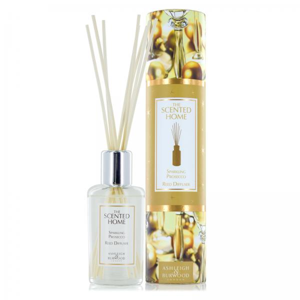 Ashleigh & Burwood - The Scented Home - Reed Diffuser - Sparkling Prosecco