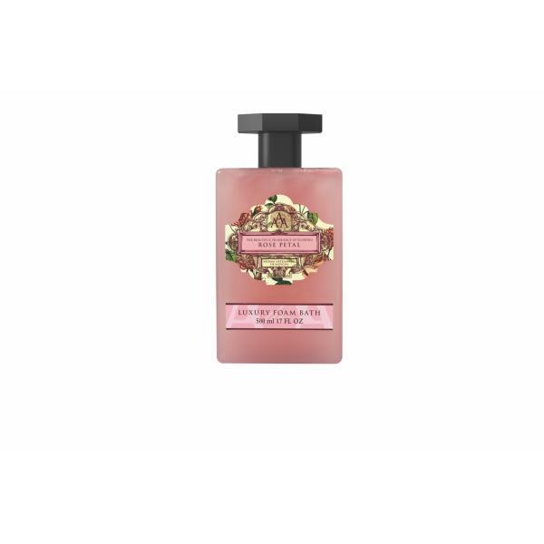 STC - Triple AAA Foam Bath Rose Petal