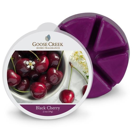 Goose Creek Candle - Duftwachs - Wax Melt - Black Cherry •