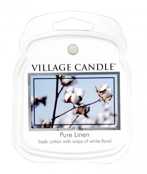 Village Candle - Wax Melt - Pure Linen
