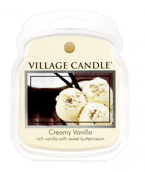 Village Candle - Wax Melt - Creamy Vanilla